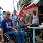 Study Visit for Relief Activity for Typhoon Yolanda-Affected People with Disabilities in the Philippines
