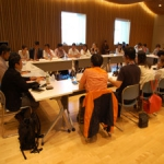 Representatives of DPI member organiz ations in North-East Asia Sub-Region