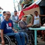 フィリピン被災障害者支援について現地調査を行いました
