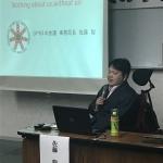 東京交通労働組合との学習会、公共交通機関の運転手の方々と意見交換をしました