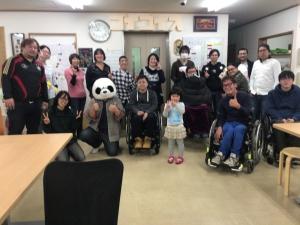 メインストリーム協会とDPI日本会議メンバーで集合写真