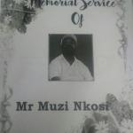 南アフリカ共和国 ムジ・ンコシさん 偉大な障害者リーダーの旅立ち
