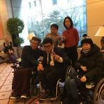 ニュージーランド障害者リーダーとの交流