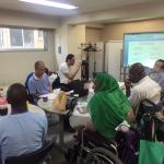 学ぼう!!語ろう!!アフリカの障害者の自立生活 JICAアフリカ障害者研修2018 研修レポート⑤