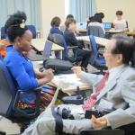 7月7日「学ぼう!!語ろう!!アフリカの障害者の自立生活」を開催しました