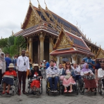 JICAアフリカ障害者リーダー研修2018レポート【タイ中編】