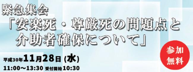 11月28日(水)11:00~13:30 参加費無料