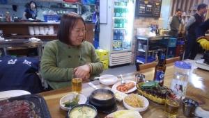 美味しい韓国料理に舌鼓!