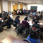 1/19(土)「障害者総合支援法/何をまもり・何をかえるのか?」 <br />タウンミーティングin関西 報告