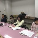 2月11日(月・祝)、12日(火)教育合宿 参加しての感想