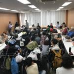 7月8日(月)インクルーシブ教育を求める川崎裁判傍聴・報告集会報告。次回裁判は、9月2日(月)午後2時30分から