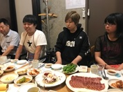 日本メンバー