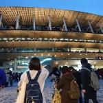 新国立競技場完成視察<br/>アクセシビリティの世界基準を満たした日本初のスタジアム<br/>みなさん、新国立競技場に行ってください!
