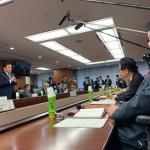 新幹線のバリアフリー対策検討会が始まりました!