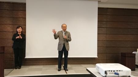 浅野 史郎(呼びかけ人、神奈川大学教授)