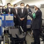 8月3日(月)第2回「新幹線実証実験」報告