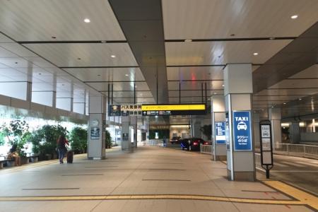 バス、タクシーターミナル