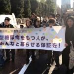 【第5回1型糖尿病障害年金裁判(東京)ご報告、お礼】<br/>第6回口頭弁論・報告会は11月9日(月)です