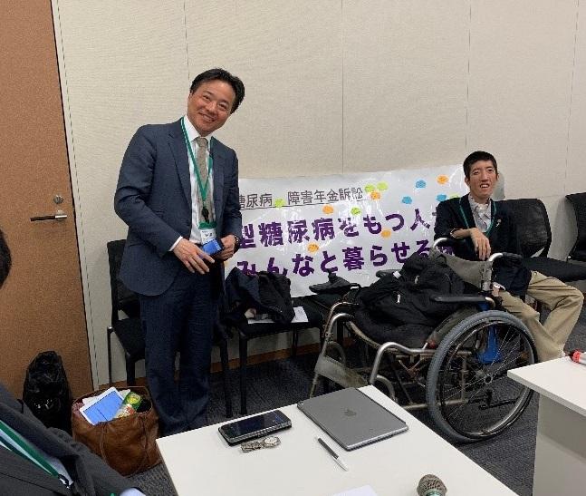 日本会議の白井誠一朗