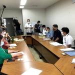 沖縄県教育委員会へ行ってきました<br/>小学校教員による「邪魔だと思う人は手を挙げて」 抗議並びに要望(報告:沖縄県自立生活センター・イルカ)