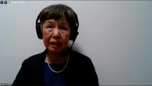 佐々木貞子さん