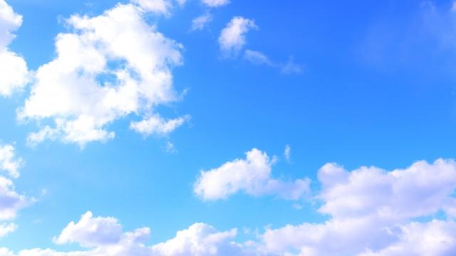 """空に浮かぶ雲"""""""""""