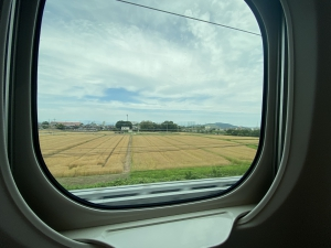 車窓の景色②