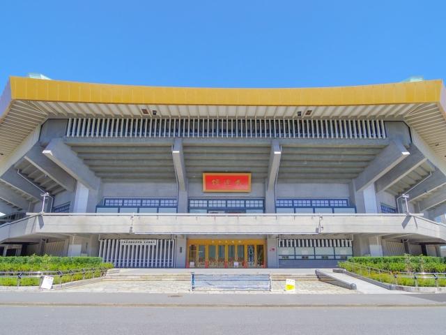 日本武道館正面