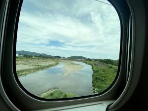 車窓の景色①