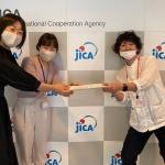 ブラジルで実施した「たんぽぽプロジェクト」の事後調査のため、JICAと契約しました!<br/>(貧困地域の障害者を対象にしたHIV/AIDS予防の啓発事業)