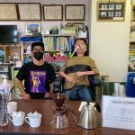 喫茶企画「植田カフェ」―地域定着活動の一つとして-<br/>(withコロナ時代のオンライン地域移行支援制度モデル構築事業)